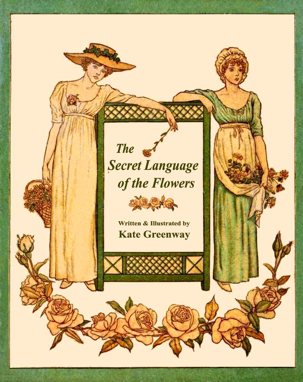 The Secret Language of The Flowers Intro