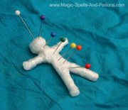 Make Your Own Poppet Or Voodoo Doll