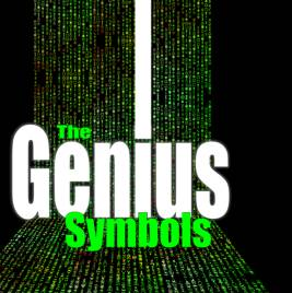 Magic symbols - The Genius Symbols by Starfields!!!