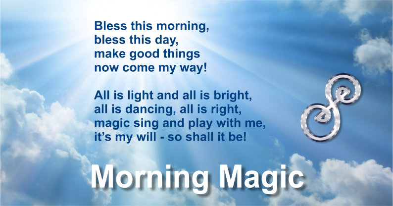 Morning Magic Spell