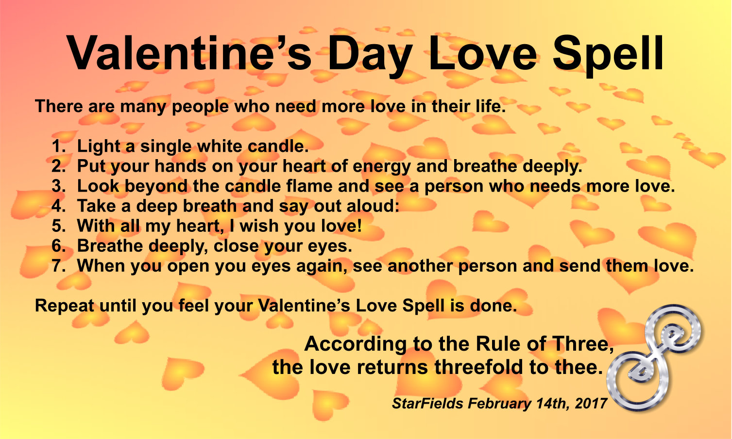 Valentine's Day Love Spell