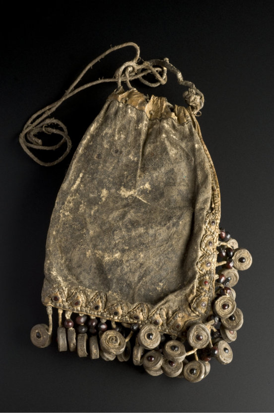 Antique African Medicin Man's Bag