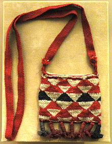 Old South American Shaman's pouch