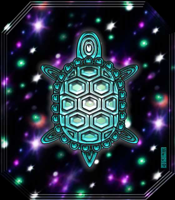 Sacred Turtle Image by SFX