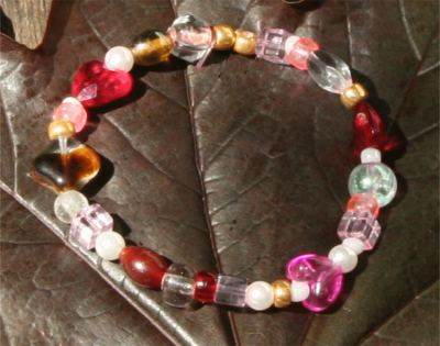 Make your own magic charm bracelet